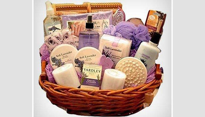 Girl's Gift Basket