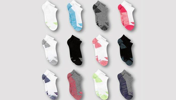 Women's Socks – 6 pack